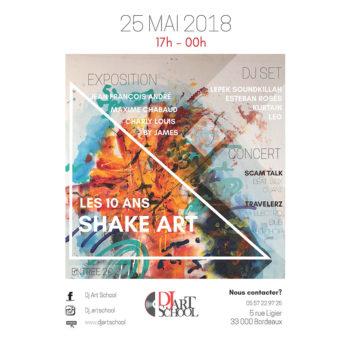 SHAKE ART #20