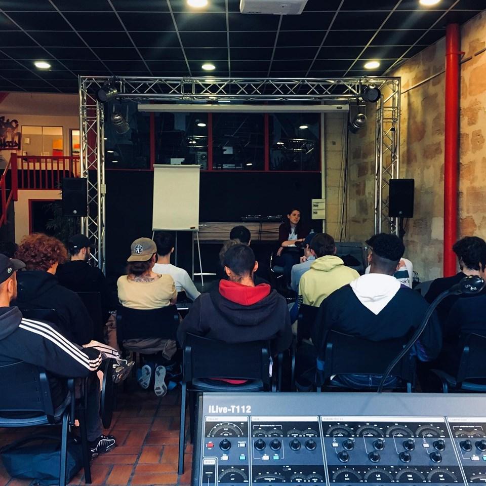 Conférence Bordeaux Open Air