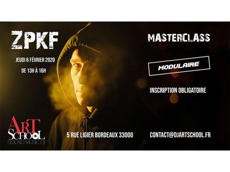 Masterclass ZPKF : l'art du modulaire