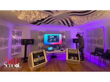 Retrospective Shake Art #23: Inauguration Studio de Mastering