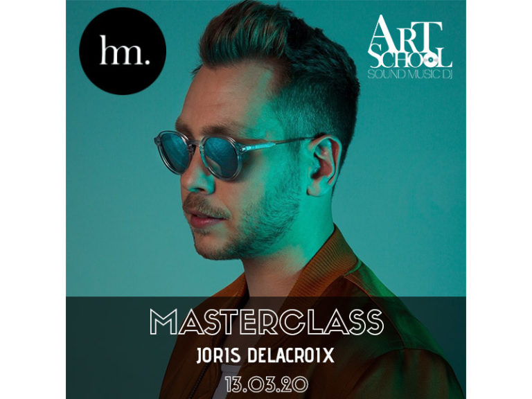 Masterclass HUNGRY MUSIC : Joris DELACROIX