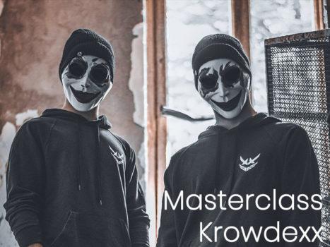 Masterclass online avec Krowdexx (DC Music Studios)