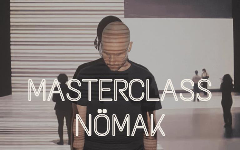 Masterclass avec le producteur Nömak