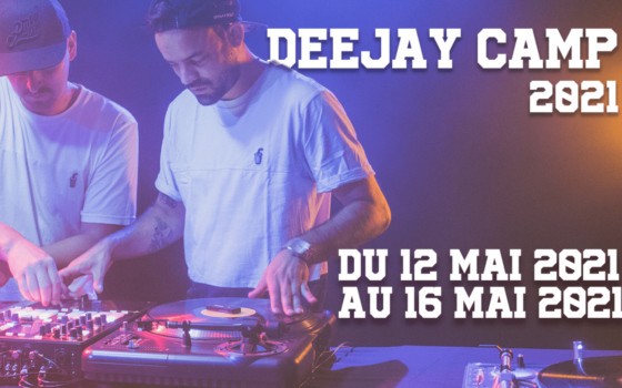 Deejay Camp : 5 jours only vinyl à Biscarosse