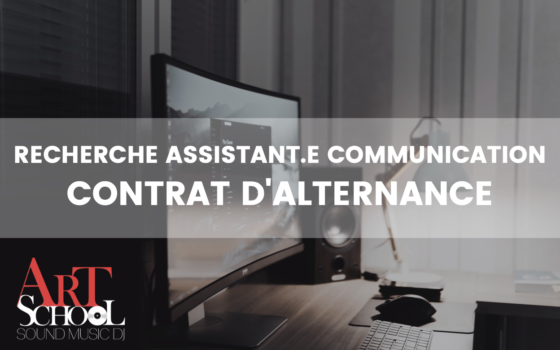 Offre d'alternance : assistant.e communication